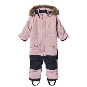 Didriksons Bjrnen Kids Winter Coverall 2.0 Dusty Pink 140 (8-9 r)
