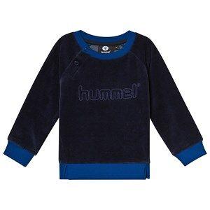 Hummel Timothy Sweatshirt Peacoat 86 cm (1-1,5 r)