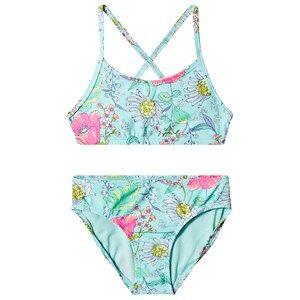GAP Strappy Bikini 2Pc Aquarium S (6-7 r)