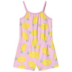 GAP Lemon Romper Pink 3 r