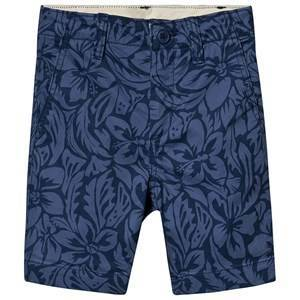 GAP Hibiscus Shorts Bloom Blue 5 (5 Years)