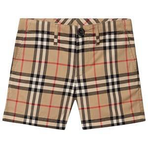 Burberry Tailored Shorts Antique Yellow 6 years