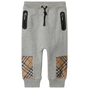 Burberry heck Sweatpants Grey Melange 10 years