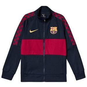 Barcelona FC FC Barcelona 19 Track Jacket Navy and Red L (12-13 years)