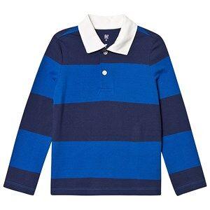 GAP Rugby Polo Shirt Brilliant Blue XL (12-13 r)