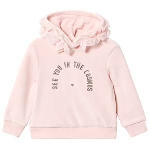 Billieblush See You In The Cosmos Hoodie Pink 4 years