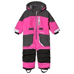 Didriksons Sogne Coverall Plastic Pink 120 cm (6-7 r)