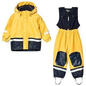 Didriksons Boardman Sett Oat Yellow 120 cm (6-7 r)