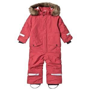 Didriksons Bjrnen Coverall Raspberry Red 110 cm (4-5 r)