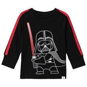 GAP Darth Vader Long Sleeve Tee True Black 2 r