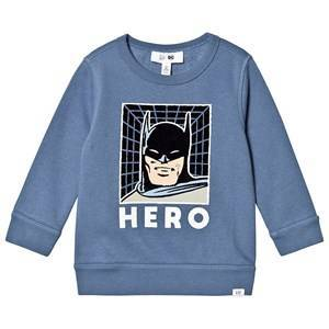 GAP Batman Sweatshirt Bainbridge Blue 5 r