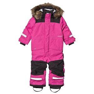 Didriksons Polarbjrnen Kjeledress Plastic Pink 140 cm (9-10 r)