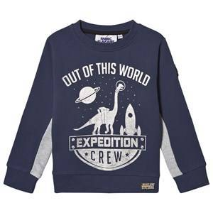 Fabric Flavours Out of This World Expedition Crew Genser Mrkebl 5-6 r