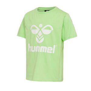 Hummel tres t-skjorte til barn, mintgrønn
