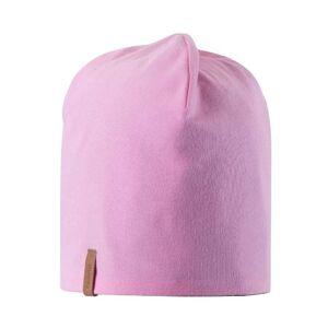 Reima Tanssi vendbar vårlue til barn, rose pink