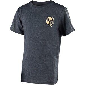 Troy Lee Designs Mad Kitty Youth t-skjorte Grå XL