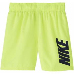Nike Swim 4 tum Volley Badebukse, Volt XL