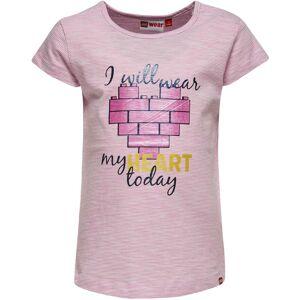 Lego Wear Tia 107 T-Skjorte, Pink str 74