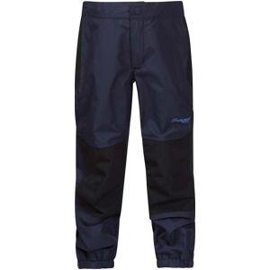 Bergans Knatten Bukse, Navy/Black/Athens Blue 98