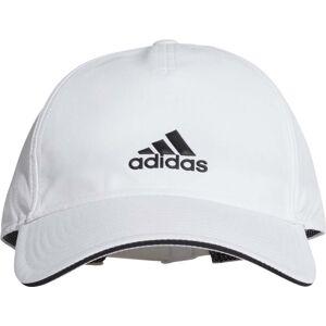 Adidas C40 Climalite Caps, White 51 cm