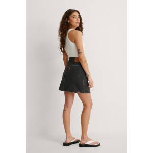 Levi's Iconic Bf Skirt - Black