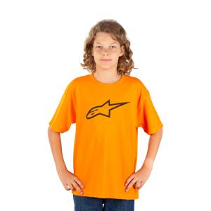 Alpinestars Ageless T-Shirt Barn Orange-Svart