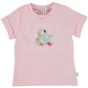 BABYFACE Girls Mini T-Shirt applic rose