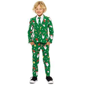 Vegaoo Mr. Santaboss - Kostym för barn från Opposuits 92 - 98 cm (2 - 4 år)