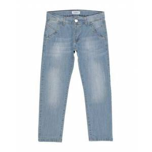 BYBLOS Denim trousers Girl 3-8 years