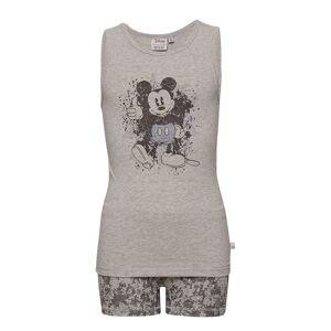 Disney Underwear Mickey Underkläderset Grå Disney By Wheat