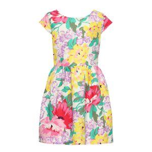GAP Kids Floral Fit And Flare Dress Klänning Multi/mönstrad GAP
