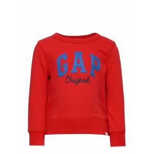 GAP Intl Gap Po Ft Sweat-shirt Tröja Röd GAP