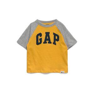 GAP Toddler Gap Logo Raglan T-Shirt T-shirts Short-sleeved GAP