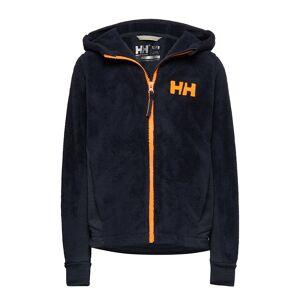 Helly Hansen Jr Chill Fz Hoodie Outerwear Fleece Outerwear Fleece Jackets Blå Helly Hansen