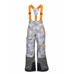 Helly Hansen Jr No Limits Pant Outerwear Thermo Outerwear Thermo Trousers Multi/mönstrad Helly Hansen