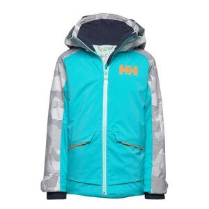 Helly Hansen Jr Starlight Jacket Outerwear Snow/ski Clothing Snow/ski Jacket Blå Helly Hansen