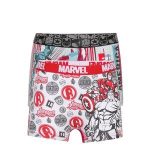 Marvel Lot 2 Boxers Trosa Multi/mönstrad Marvel