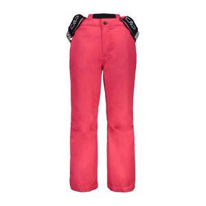 CMP - Stretch Barn åka skidor Byxor (rosa) - 140