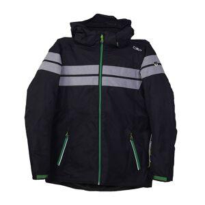 CMP - Snaps Hood Barn skis jacket (black) - 140