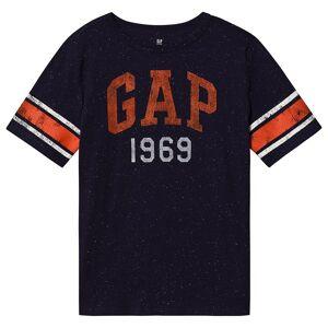 Gap Logo T-Shirt Tapestry Navy M (8-9 år)