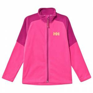 Helly Hansen Daybreaker Fleecetröja Rosa 12 years