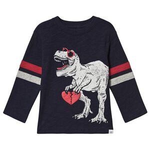 Gap T-Rex Långärmad T-Shirt Marinblå 2 år