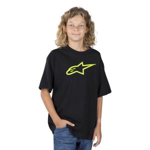 Alpinestars Ageless T-Shirt Barn Svart-Grön