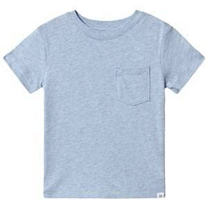 GAP Pocket T-Shirt Blue Heather 3 år