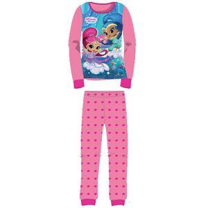 Rosa Shimmer and Shine Pyjamas till Barn