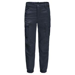 Jack Wolfskin Treasure Hunter Pants Kids Night Blue (Storlek: 128)