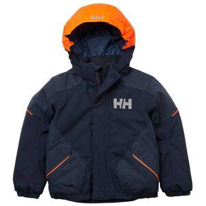 Helly Hansen K Snowfall 2 Jacket 134/9 Navy