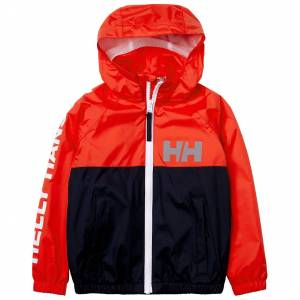 Helly Hansen K Active Rain Jacket 104/4 Navy