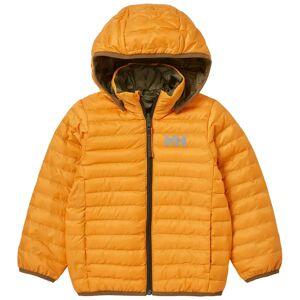 Helly Hansen Kid's Storm Reversible Insulator Jacket   122/7 Yellow