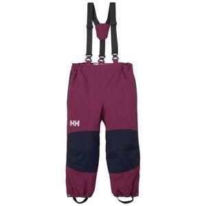 Helly Hansen Kid's Stordal Insulated Outdoor Winter Pants   110/5 Purple